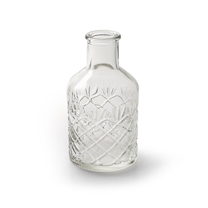 Bottlevase 'cara' h12 d7 cm