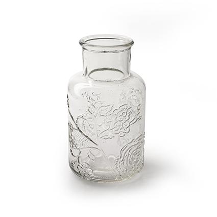 Vase 'florez' h16 d9 cm