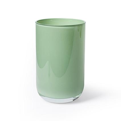 Cylinder 'davinci' spring green cover h21