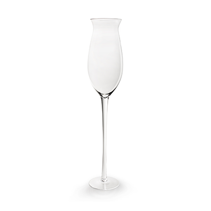 Champagne glass h70 d17,5 cm