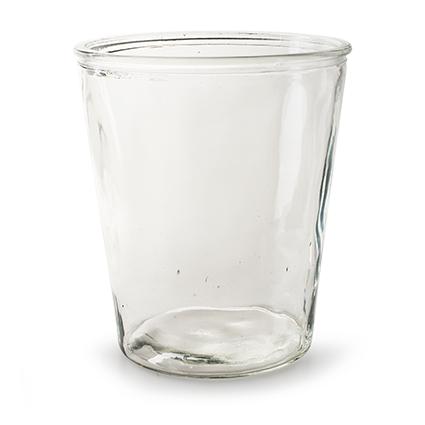 Conical vase 'mikey' h21,5 d18,5 cm