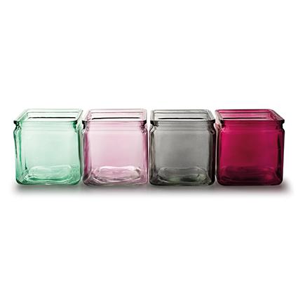 Cube 'cubus' tutti frutti 4-ass. 10x10x10
