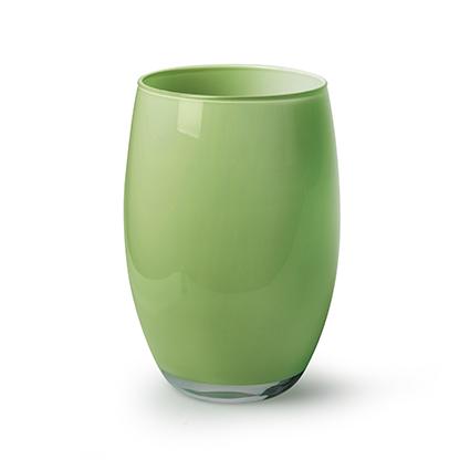 Vaas 'galileo' groen cover h20 d14 cm