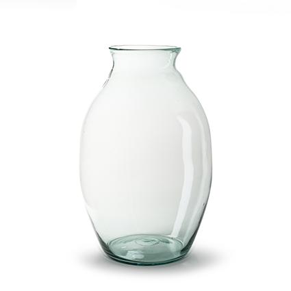 Eco vase 'adamo' h45 d19 cm