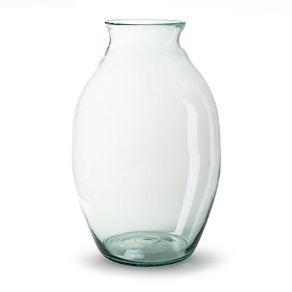 Eco vase 'adamo' h55 d36 cm