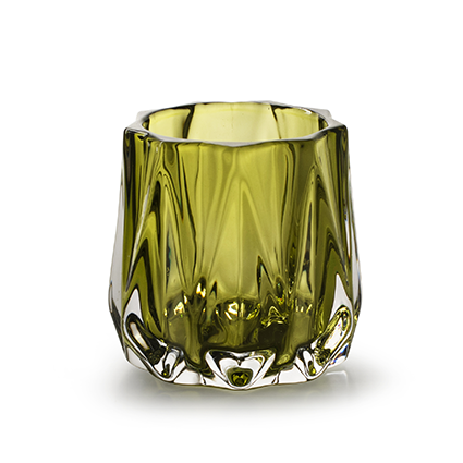TLH 'thelma' groen h7,5 d7,5 cm
