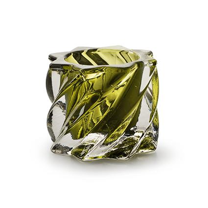 TLH 'quinty' groen h5,5 d7,5 cm