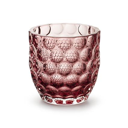 TLH 'skye' roze h10,5 d10 cm