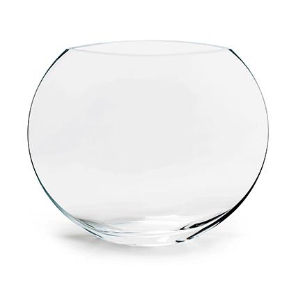 Vase 'dewi' h30 d35x14 cm cc