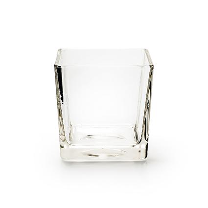 Cube 'piazza' 10x10x10 cm