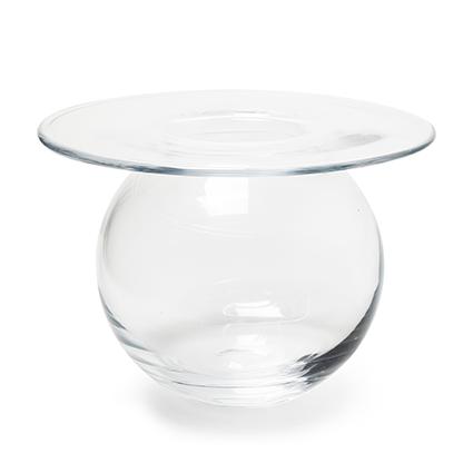 Vase 'bolplus' h16 d21 cm sc