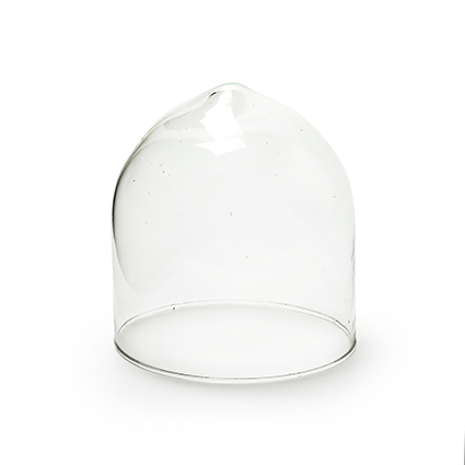 Eco cloche h14,5 d13 cm