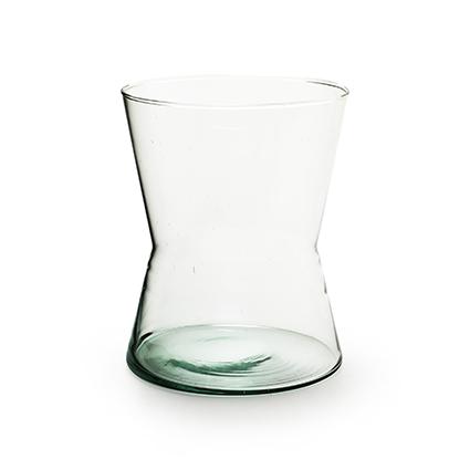 Eco knickvase h25 d20 cm