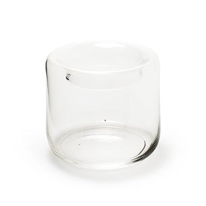 Cilinder vaas 'ceylon' h14 d15 cm