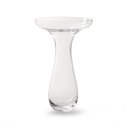 Vase 'oriental pearl' h35 d21,5 cm