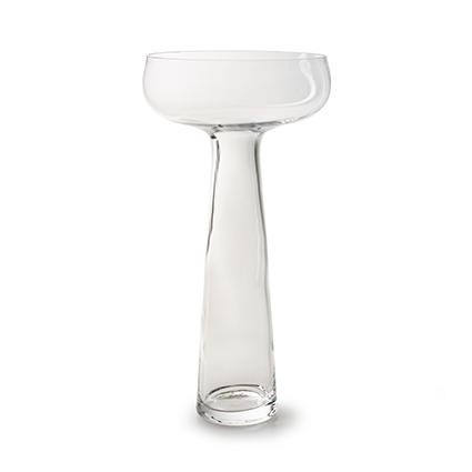 Vase 'orient pearl' h50 d25 cm