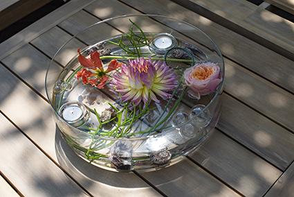 Drijfglas set 8-delig