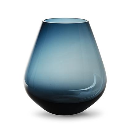 Vaas 'trembli' night blue h22 d20,5 cm cc