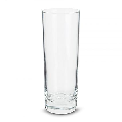Cilinder glas h16,5 d6 cm