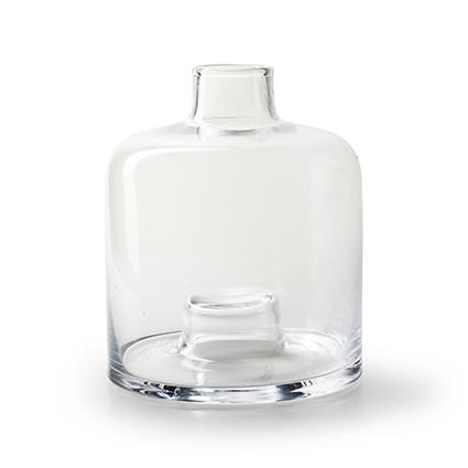 Bottle vase h16 d13 cm