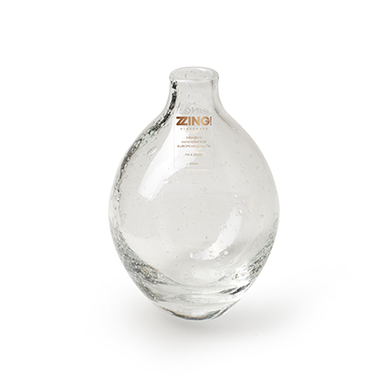 Zzing vase soda effect h15 d8 cm