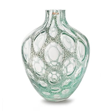 Zzing vase 'mylene' green h40 d30 cm