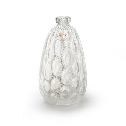 Zzing vase 'merve' white h34 d18 cm