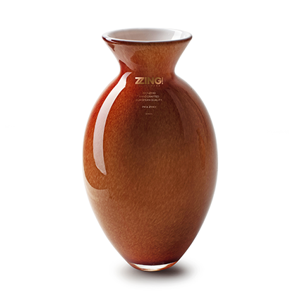 Zzing vase 'jimmy' natural h25 d16 cm