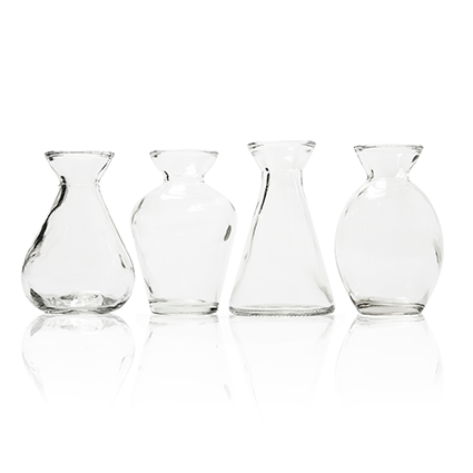 Bottles & small vases